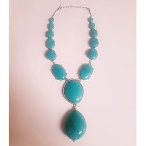 Turquoise necklace, NWOT